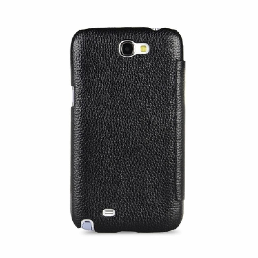 Чехол для моб. телефона Melkco для Samsung N7100 Galaxy Note 2 Booka Type black (SSNO71LCJB1BKNP) изображение 2