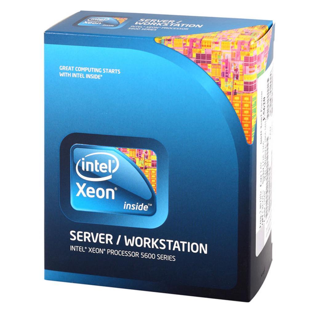Процессор серверный INTEL Xeon E5620 (AT80614005073AB) изображение 2
