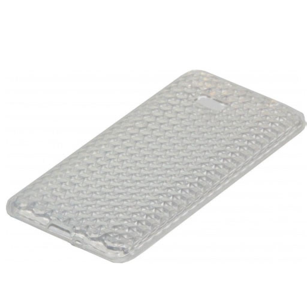 Чехол для моб. телефона Mobiking HTC Desire 600 White/Silicon (24448)