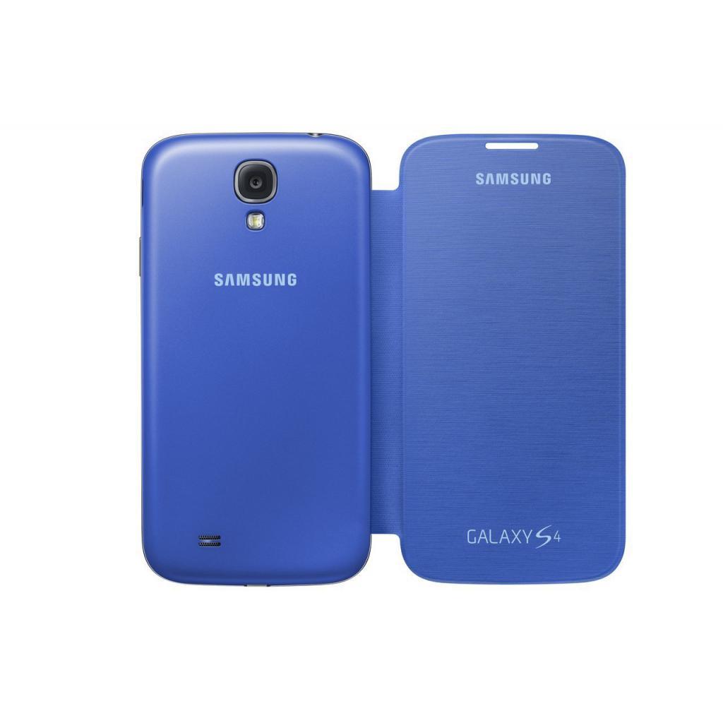 Чехол для моб. телефона Samsung I9500 Galaxy S4/Light Blue/Flip Cover (EF-FI950BCEGWW) изображение 5