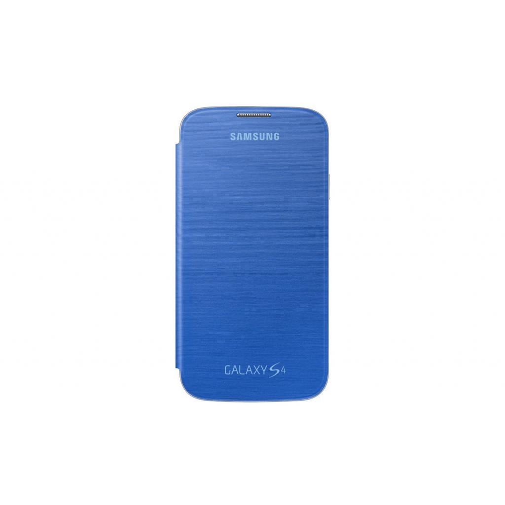 Чехол для моб. телефона Samsung I9500 Galaxy S4/Light Blue/Flip Cover (EF-FI950BCEGWW)