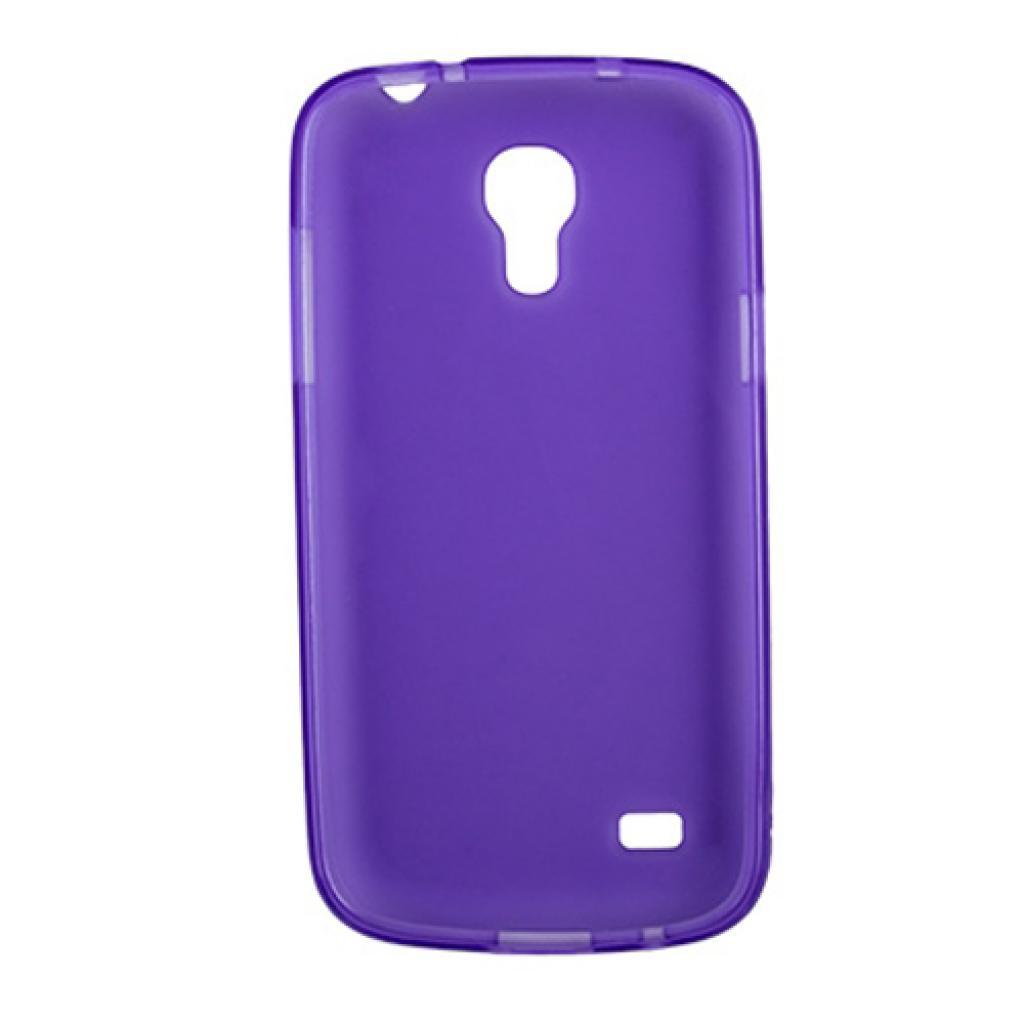Чехол для моб. телефона Drobak для Samsung I9192 Galaxy S4 mini/ElasticPU/Purple (216035) изображение 2