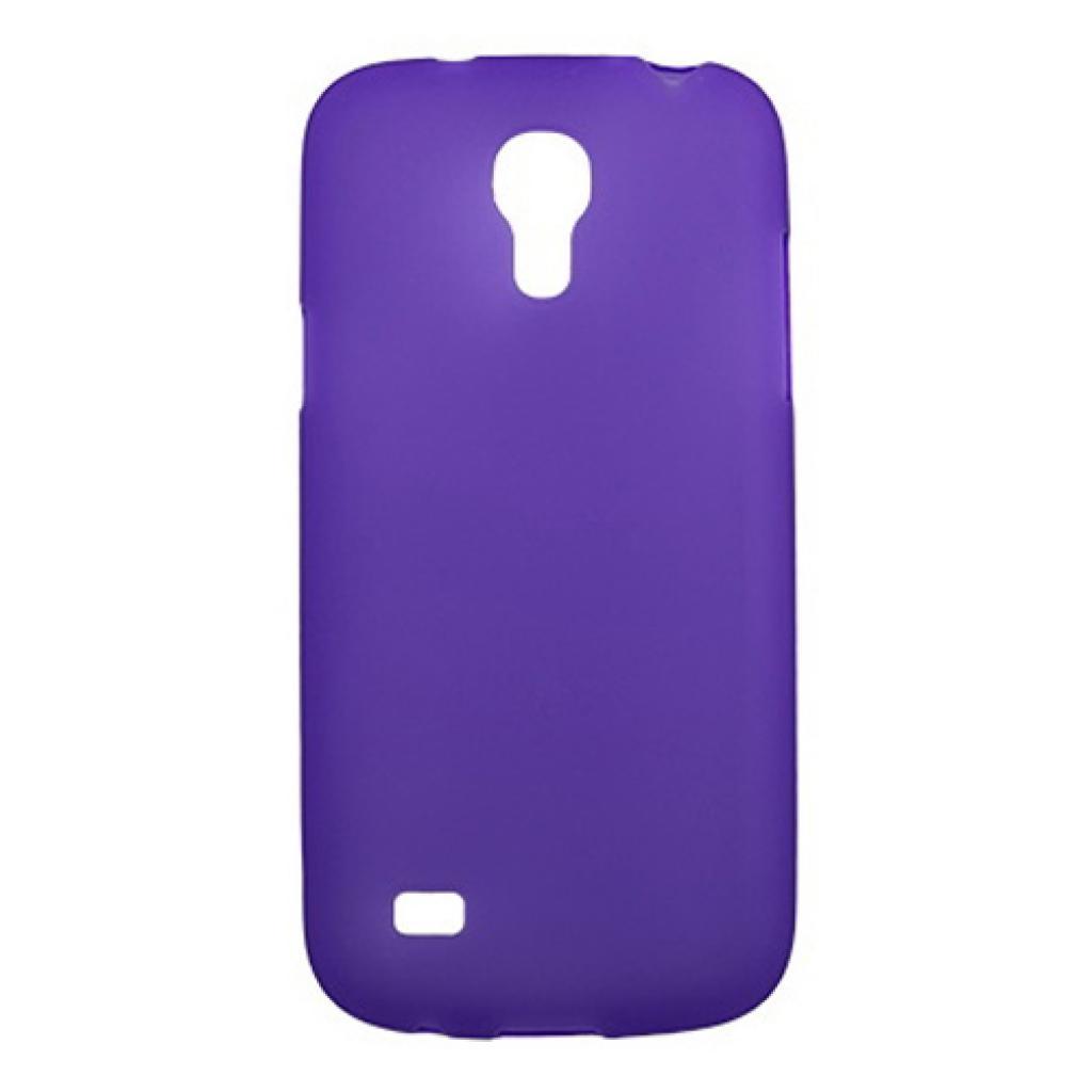 Чехол для моб. телефона Drobak для Samsung I9192 Galaxy S4 mini/ElasticPU/Purple (216035)