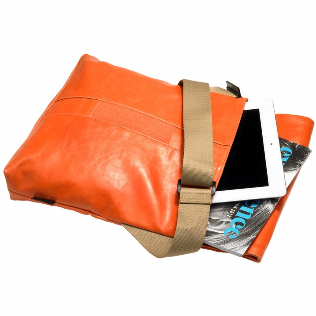 """Сумка для ноутбука Golla 11"""" G-Bag Claude polyurethane/Orange (G1449) изображение 3"""