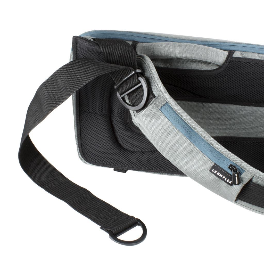 Рюкзак для фототехники Crumpler Quick Escape Sling (dk. mouse grey) (QES-002) изображение 4