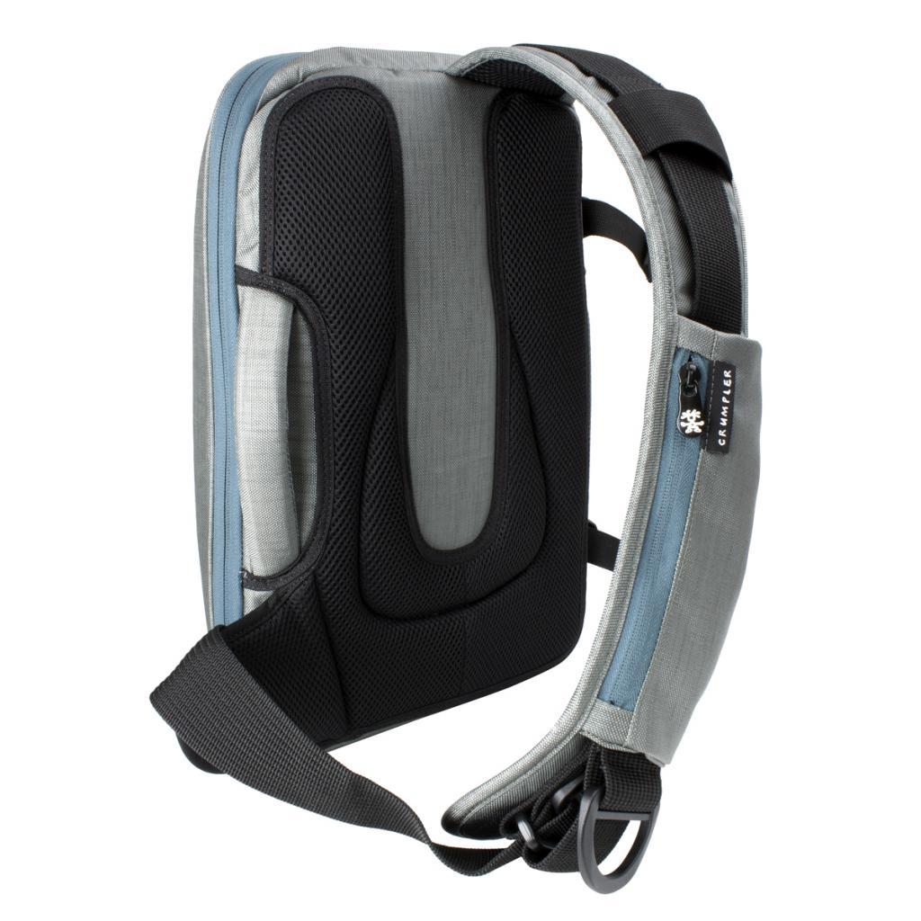 Рюкзак для фототехники Crumpler Quick Escape Sling (dk. mouse grey) (QES-002) изображение 5