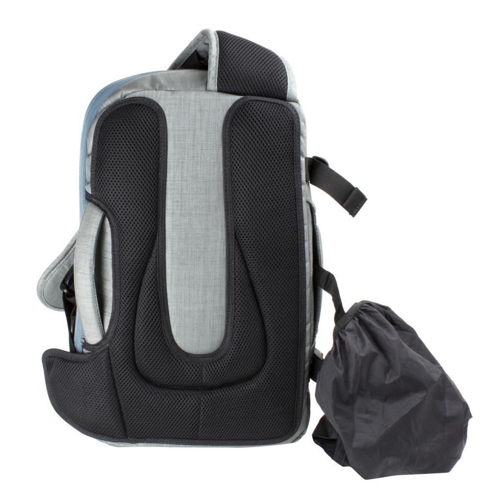 Рюкзак для фототехники Crumpler Quick Escape Sling (dk. mouse grey) (QES-002) изображение 7