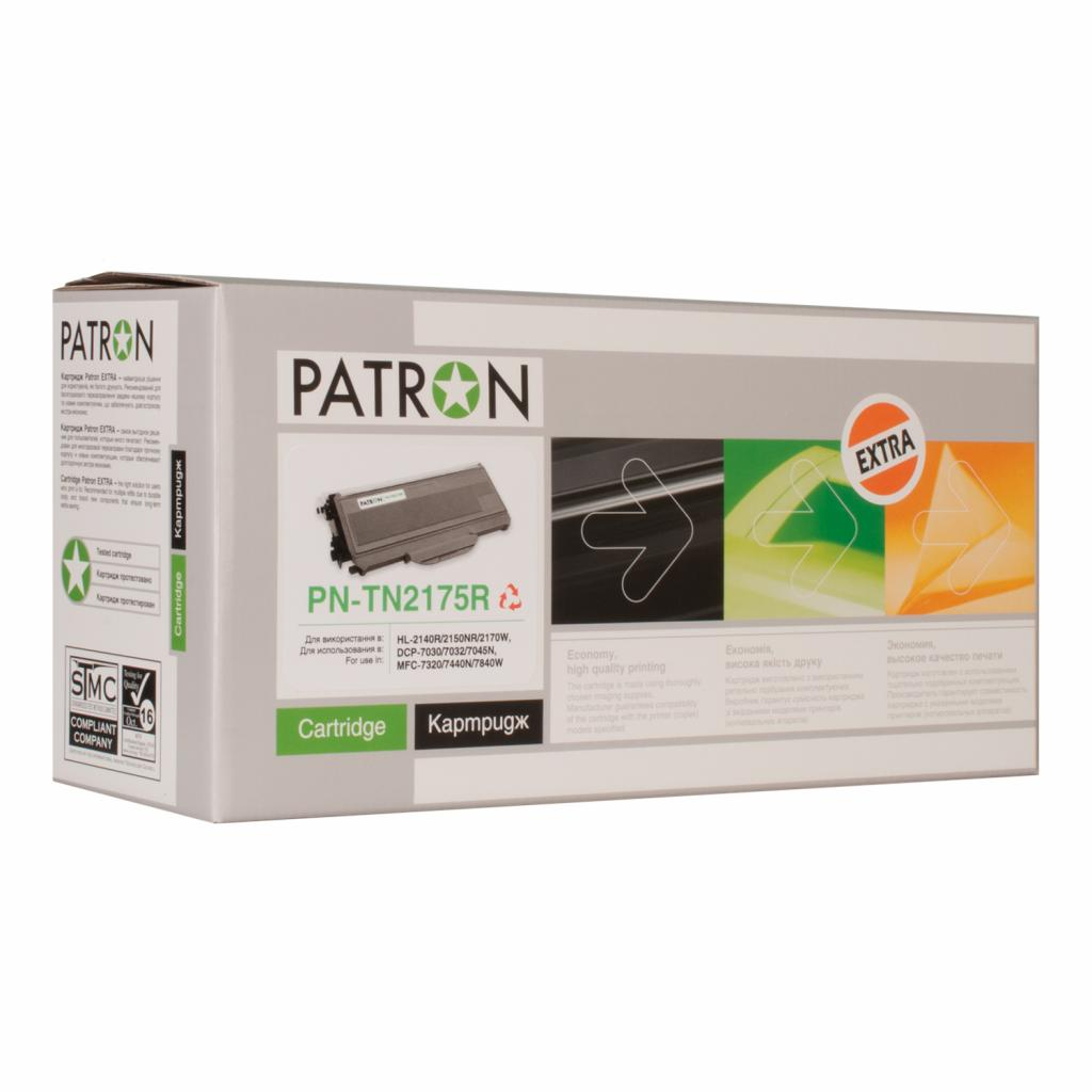 Картридж PATRON BROTHER TN-2175 (PN-TN2175R) Extra (CT-BRO-TN-2175-PN-R)