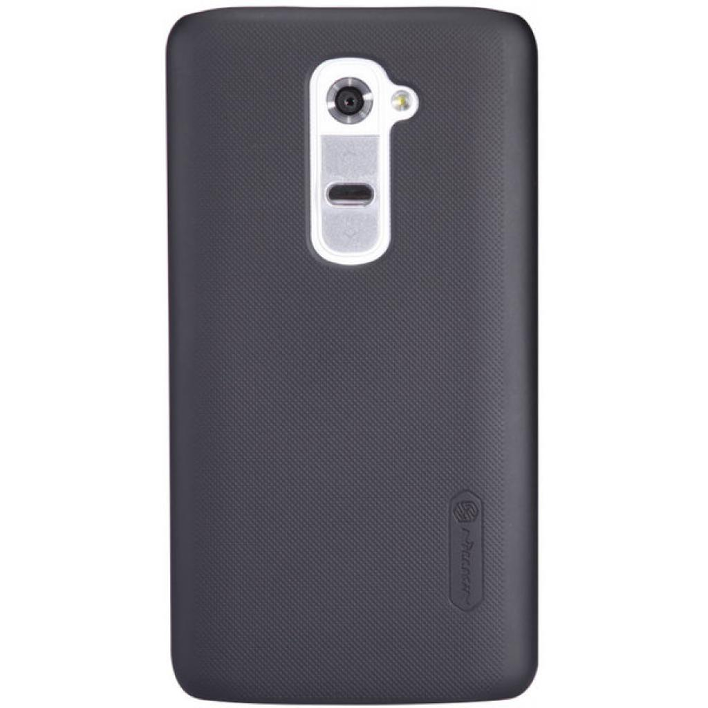 Чехол для моб. телефона NILLKIN для LG D802 Optimus GII /Super Frosted Shield/Black (6089167)