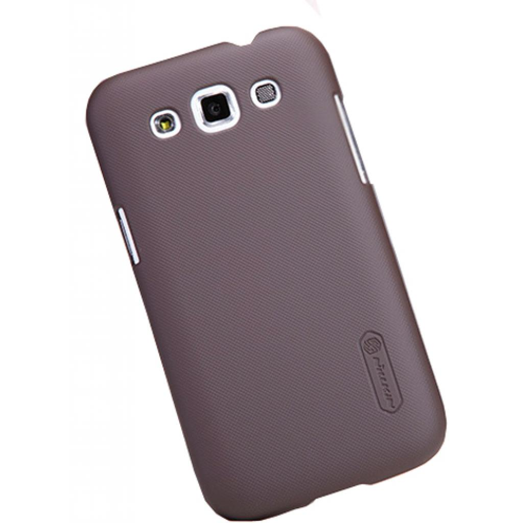 Чехол для моб. телефона NILLKIN для Samsung I8552 /Super Frosted Shield/Brown (6065860) изображение 4