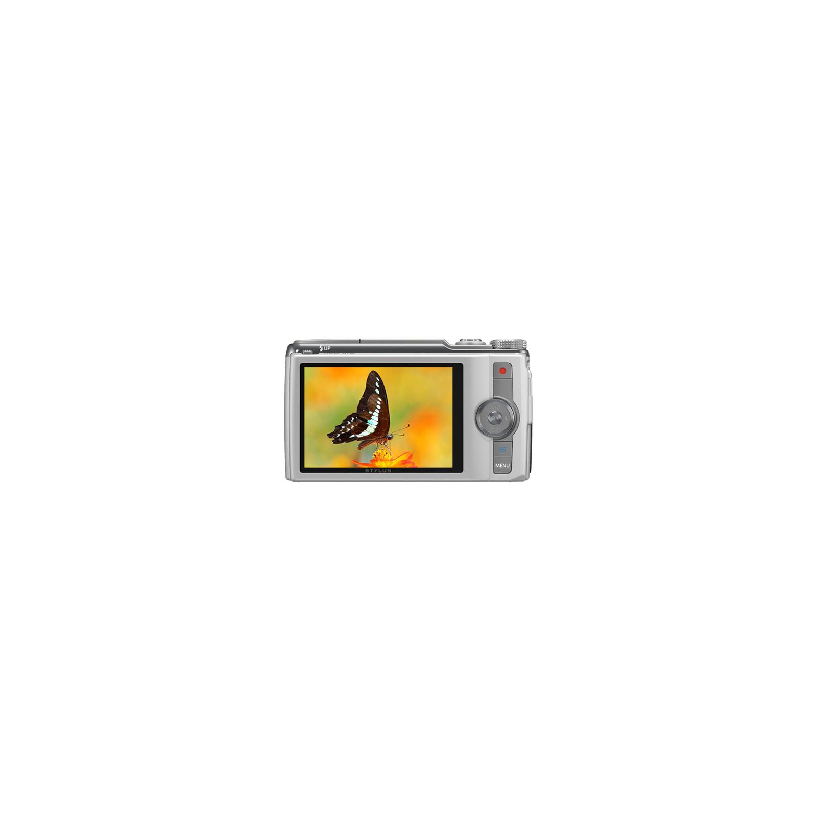 Цифровой фотоаппарат OLYMPUS SH-60 Silver (V107070SE000) изображение 4
