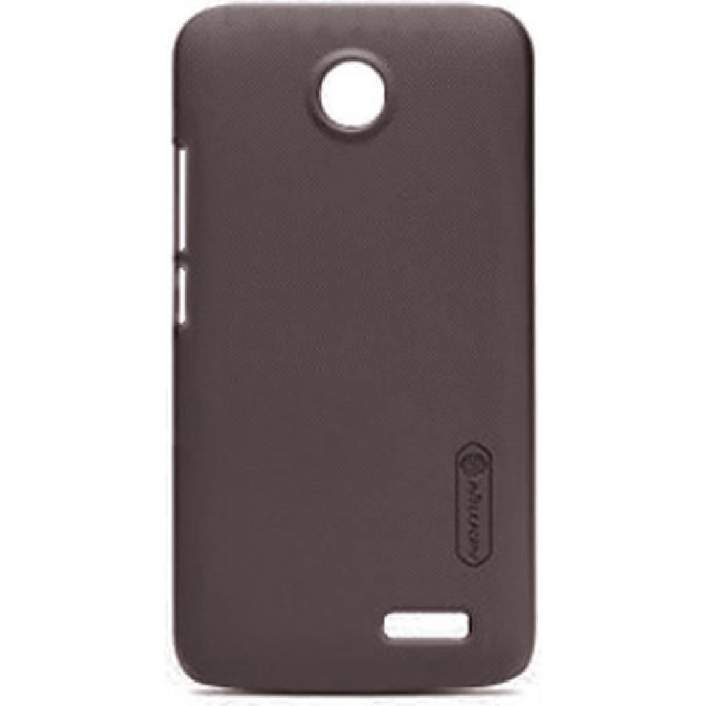 Чехол для моб. телефона NILLKIN для Lenovo A526 /Super Frosted Shield/Brown (6164316)