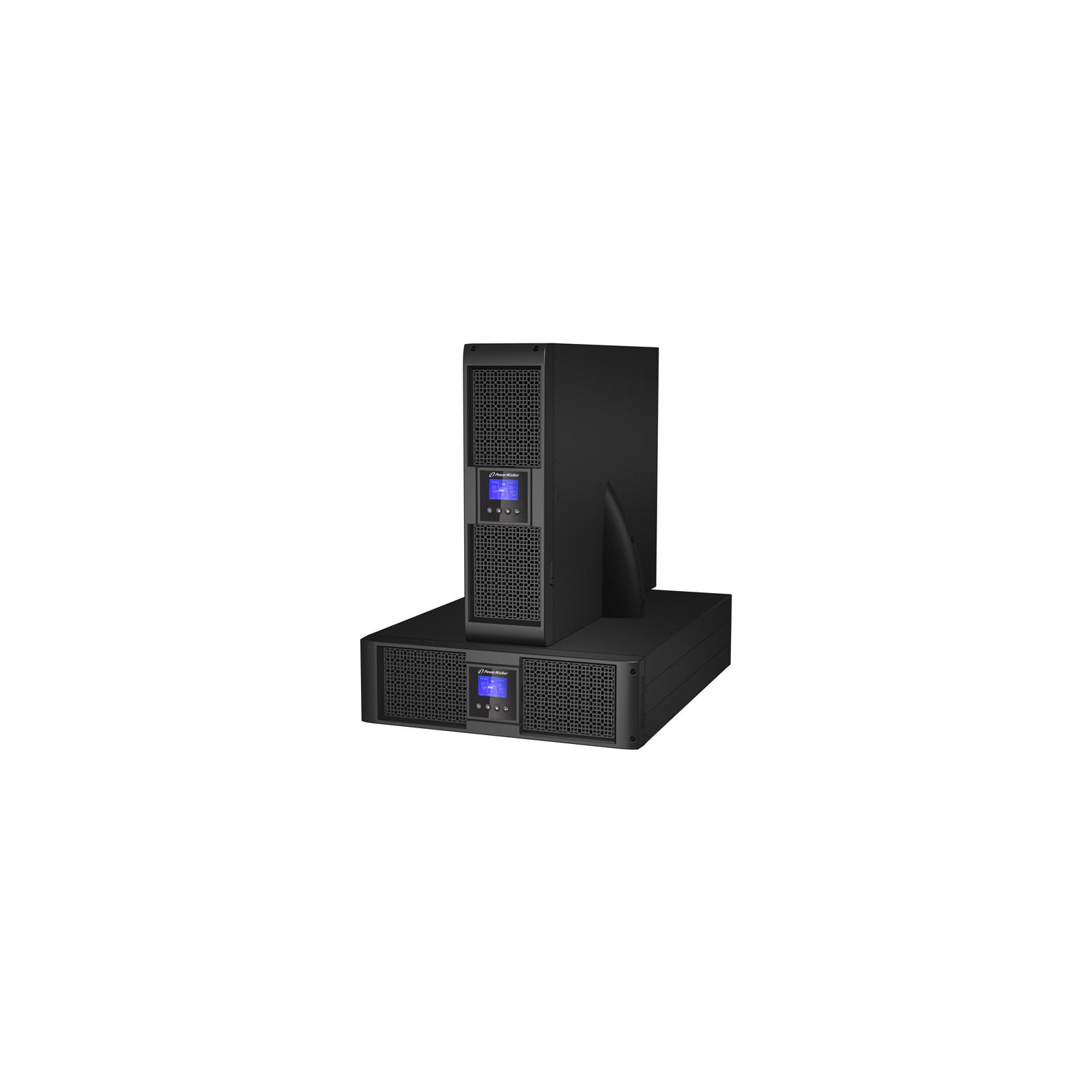 Источник бесперебойного питания PowerWalker VFI 6000RT LCD, Rack/Tower (10120130)