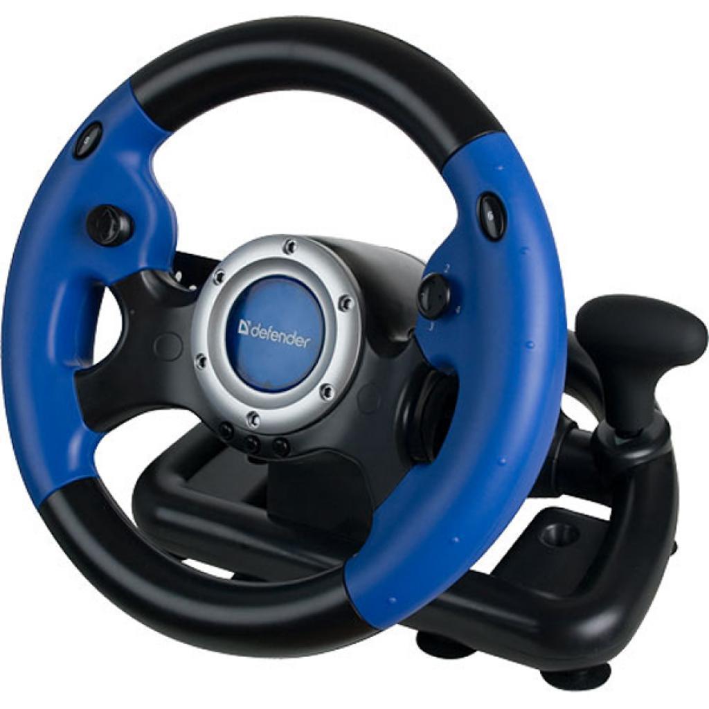 Руль Defender Challenge Turbo GT (64350) изображение 2