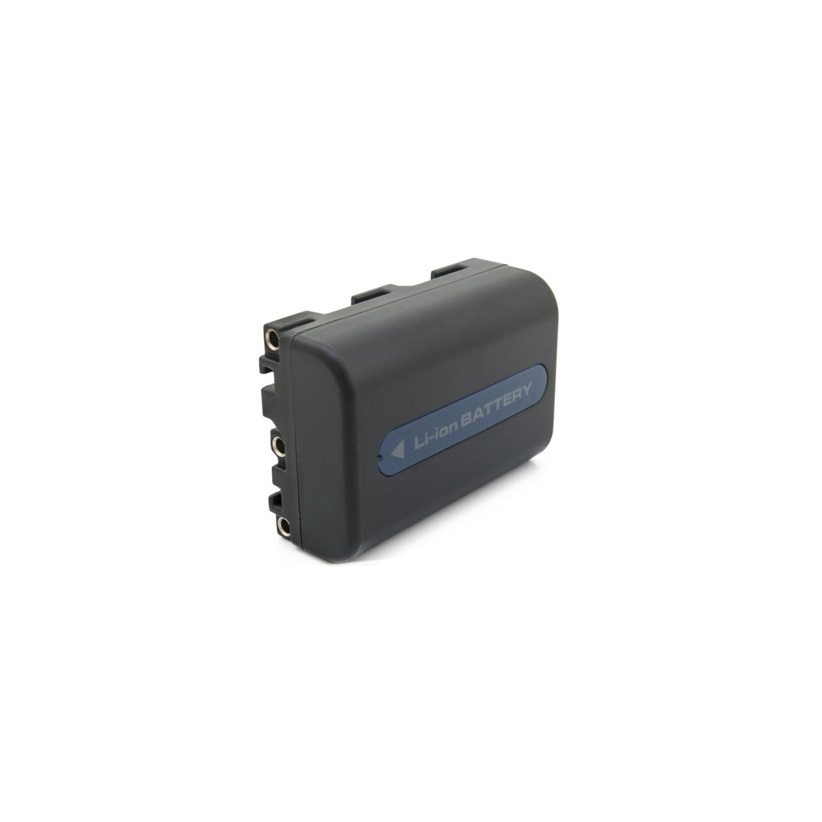 Аккумулятор к фото/видео EXTRADIGITAL Sony NP-FM50 (BDS2663) изображение 3