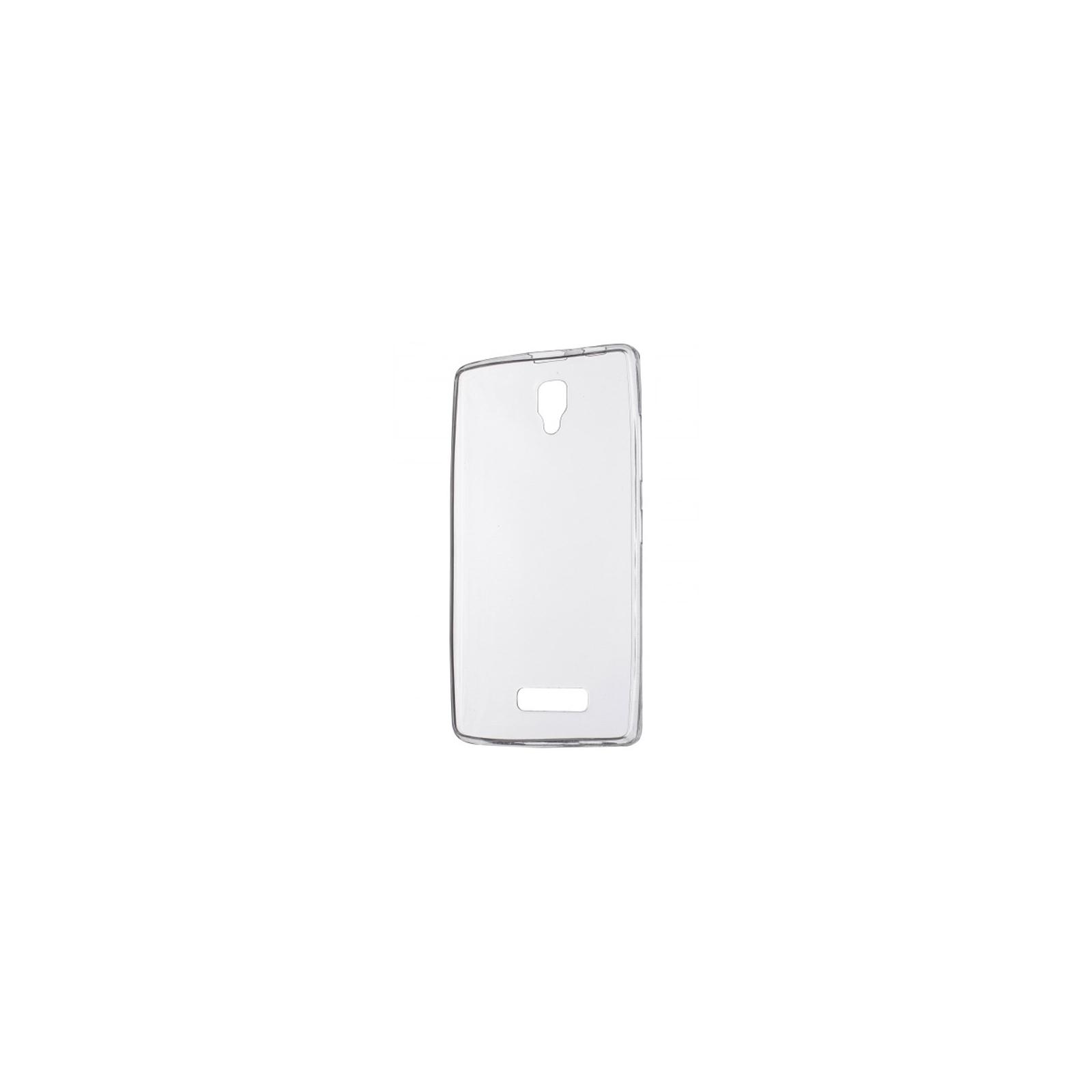 Чехол для моб. телефона Drobak для Lenovo A2010 (Clear) (219207) изображение 2
