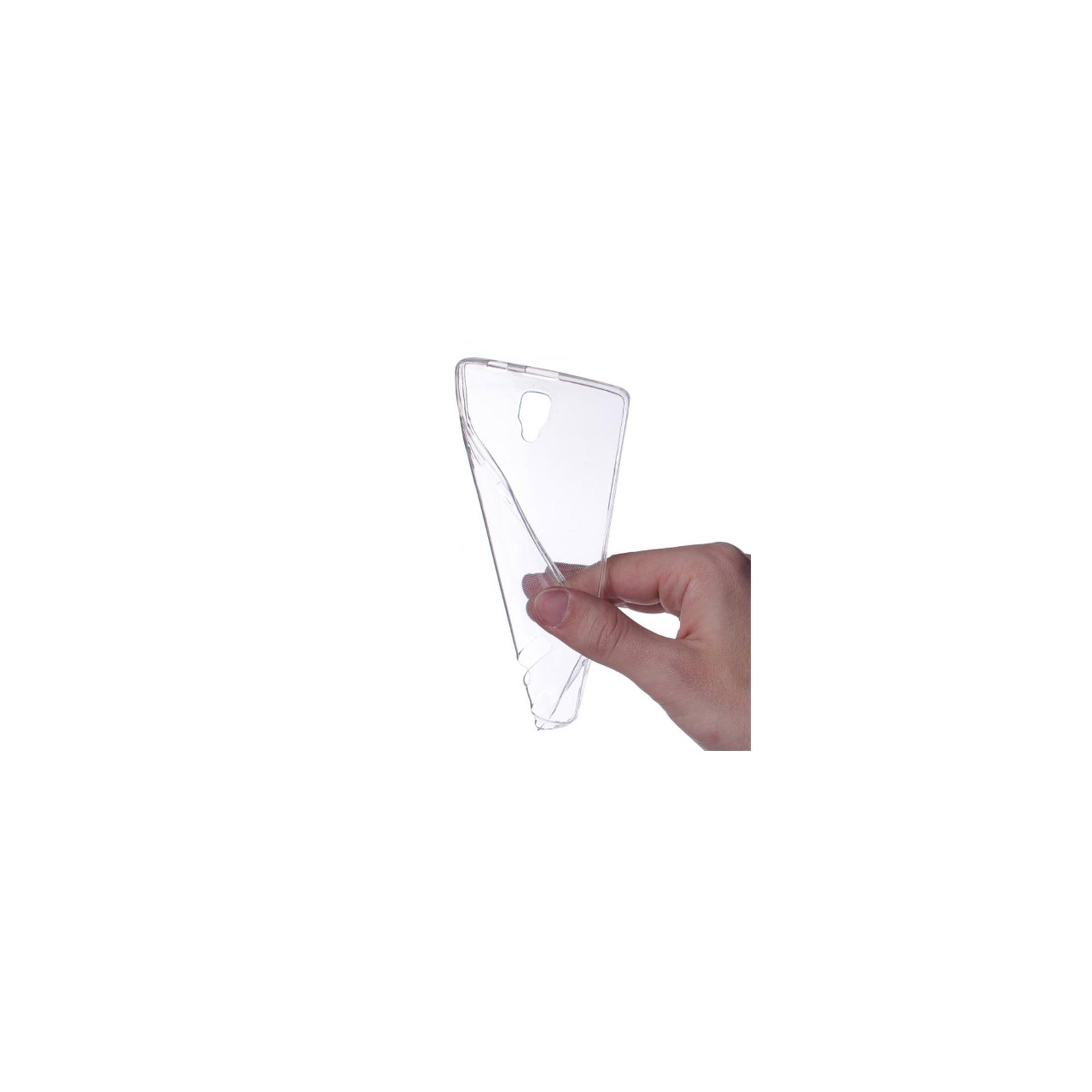Чехол для моб. телефона Drobak для Lenovo A2010 (Clear) (219207) изображение 3