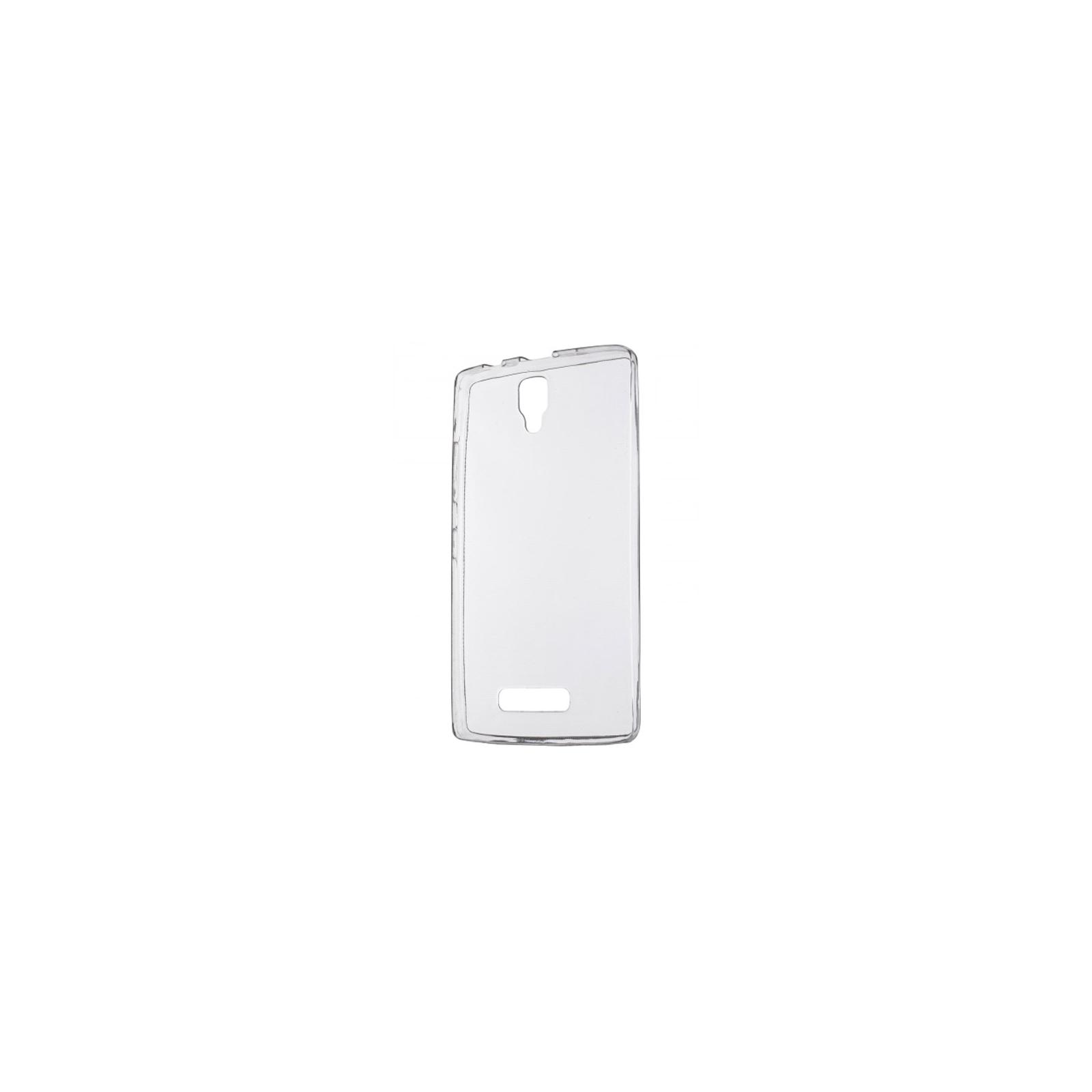 Чехол для моб. телефона Drobak для Lenovo A2010 (Clear) (219207)