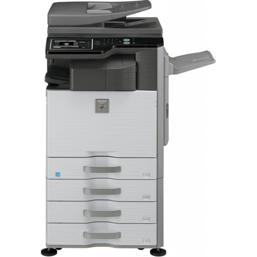 Многофункциональное устройство SHARP MX3114N изображение 2