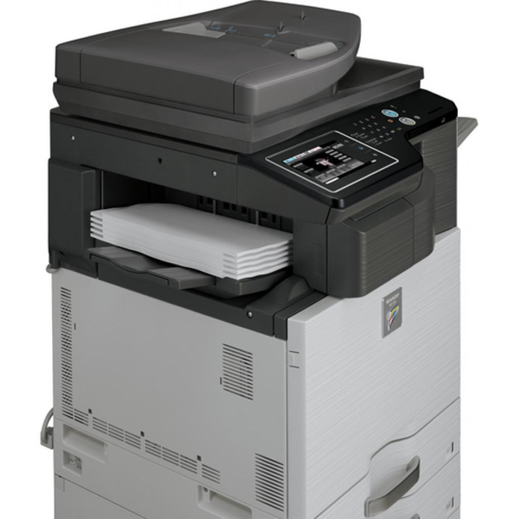 Многофункциональное устройство SHARP MX3114N изображение 4