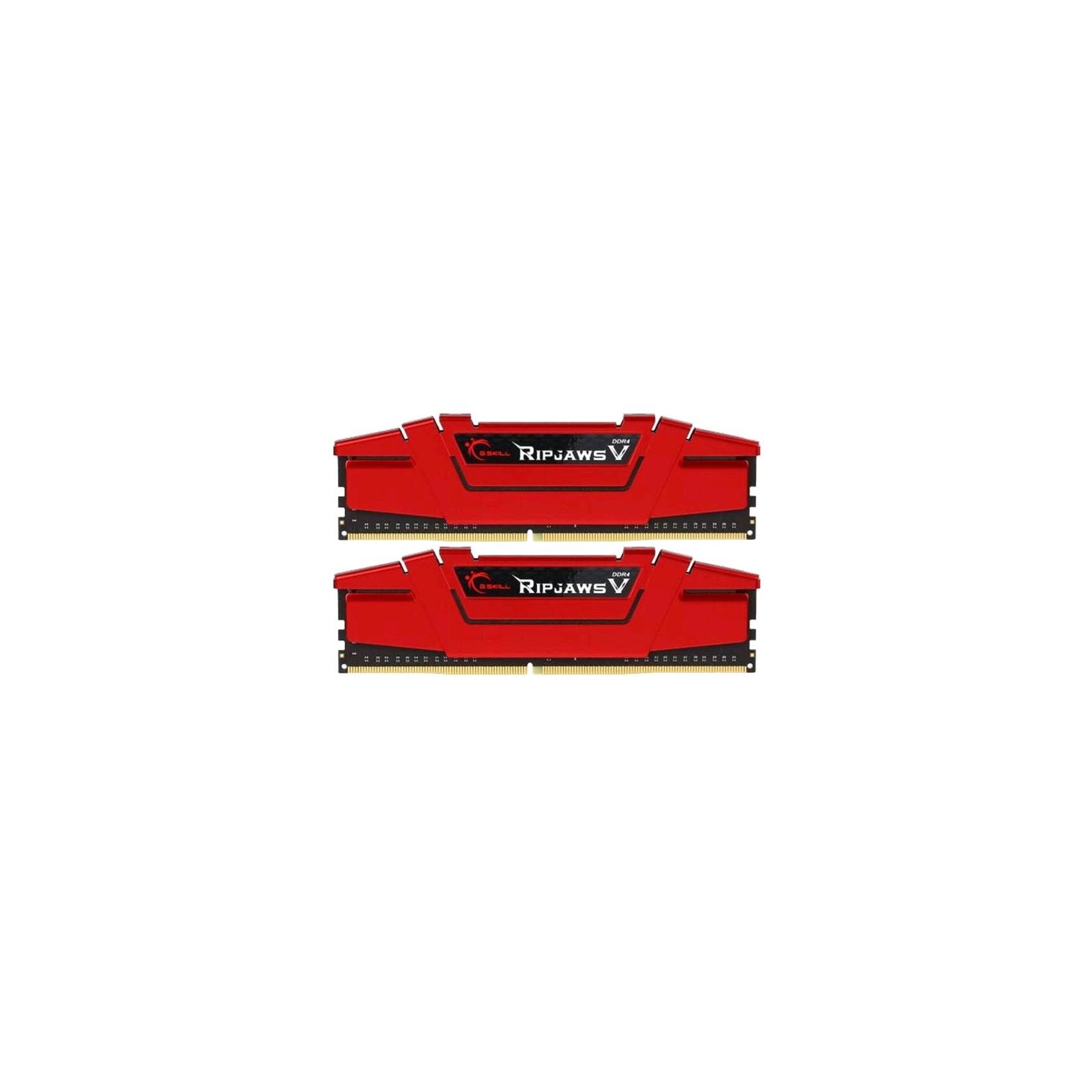 Модуль памяти для компьютера DDR4 32GB (2x16GB) 2133 MHz Ripjaws V G.Skill (F4-2133C15D-32GVR)