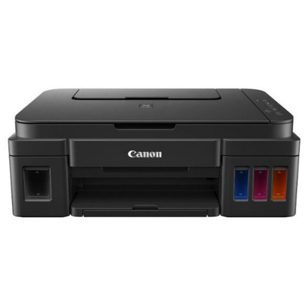 Многофункциональное устройство Canon PIXMA G3400 c Wi-Fi (0630C009) изображение 2