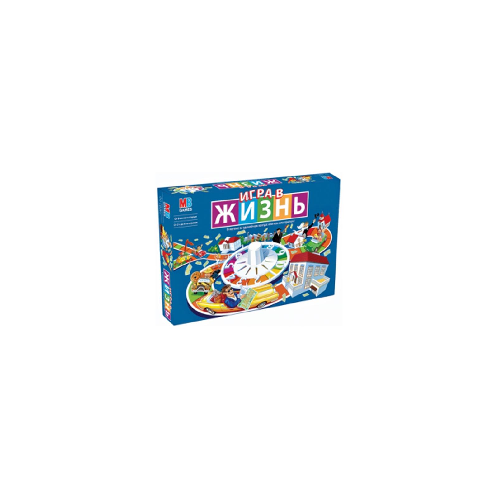 Настольная игра Hasbro Игра в жизнь руский язык (4000121)