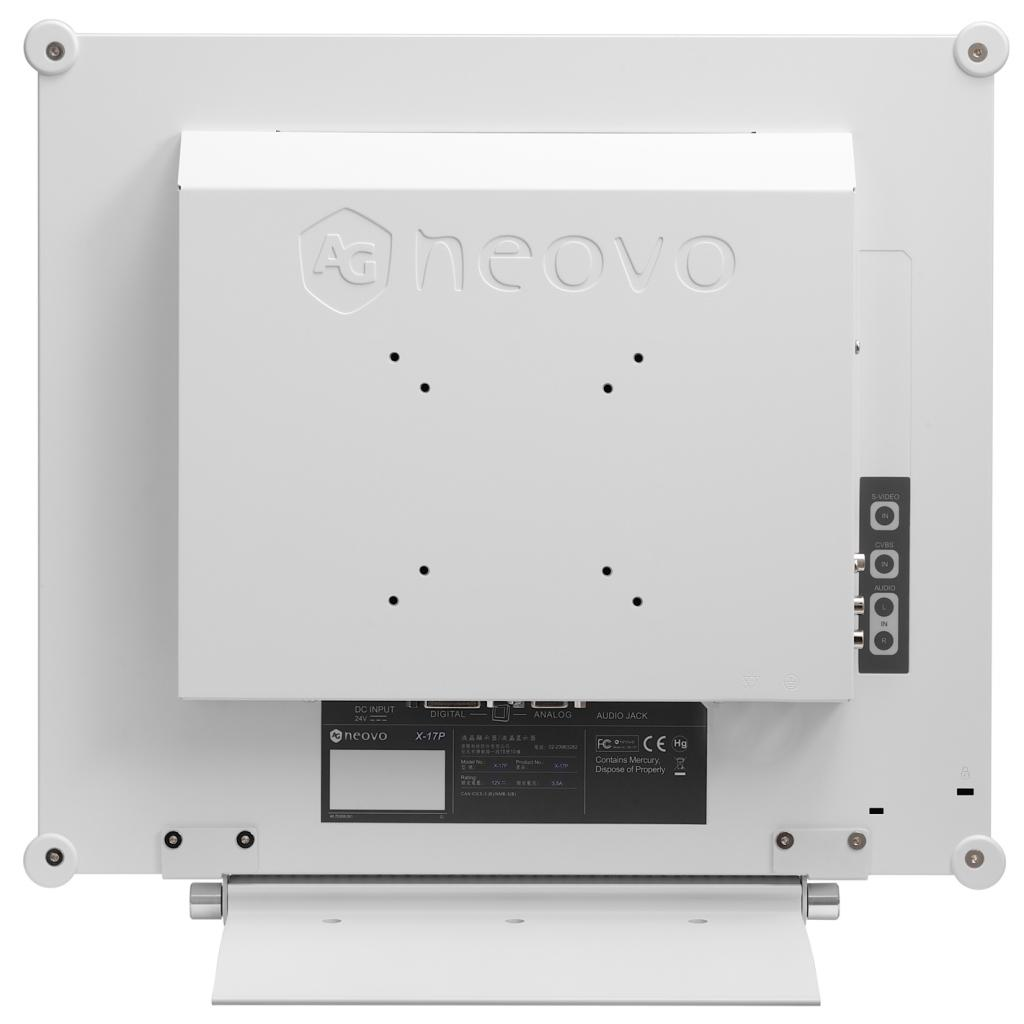 Монитор Neovo X-17P WHITE изображение 5