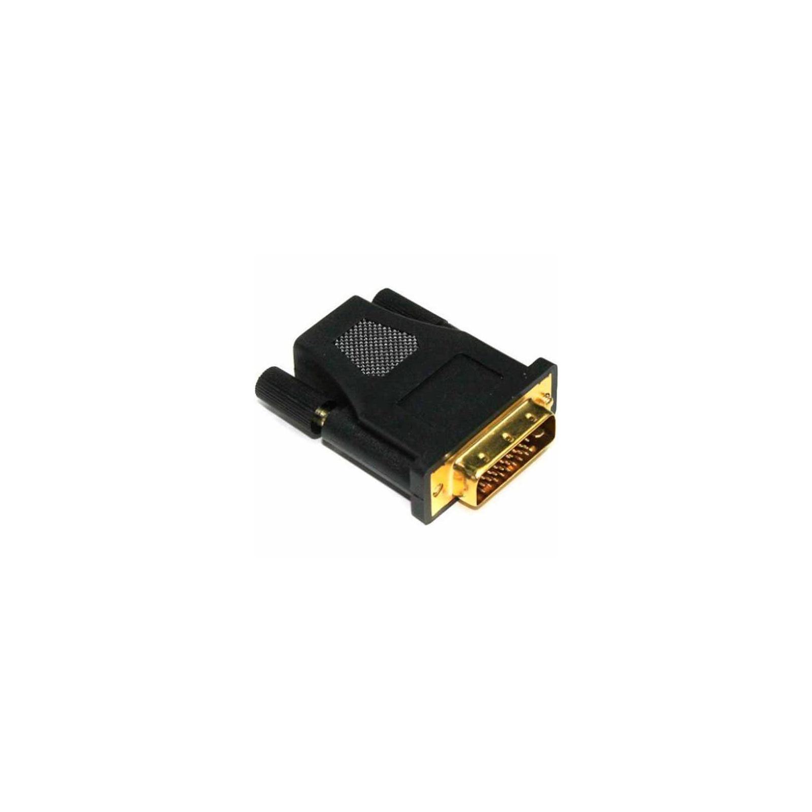 Переходник HDMI AF to DVI M (24+1) Viewcon (VD 037 B)