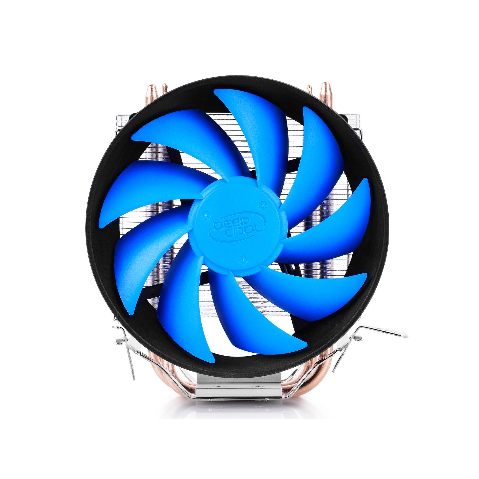 Кулер для процессора Deepcool GAMMAXX 200T изображение 3
