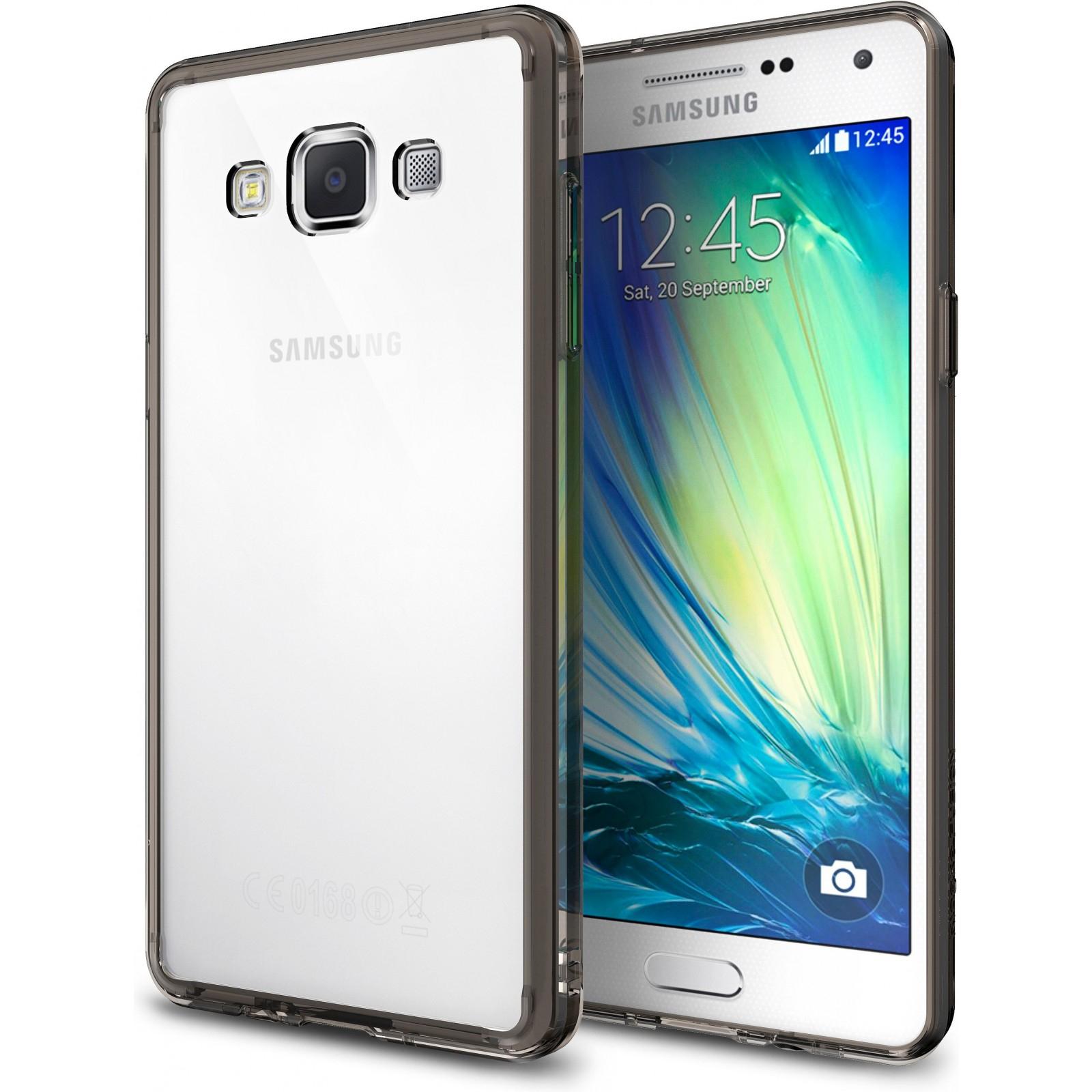 Чехол для моб. телефона Ringke Fusion для Samsung Galaxy A7 (Smoke Black) (556922)