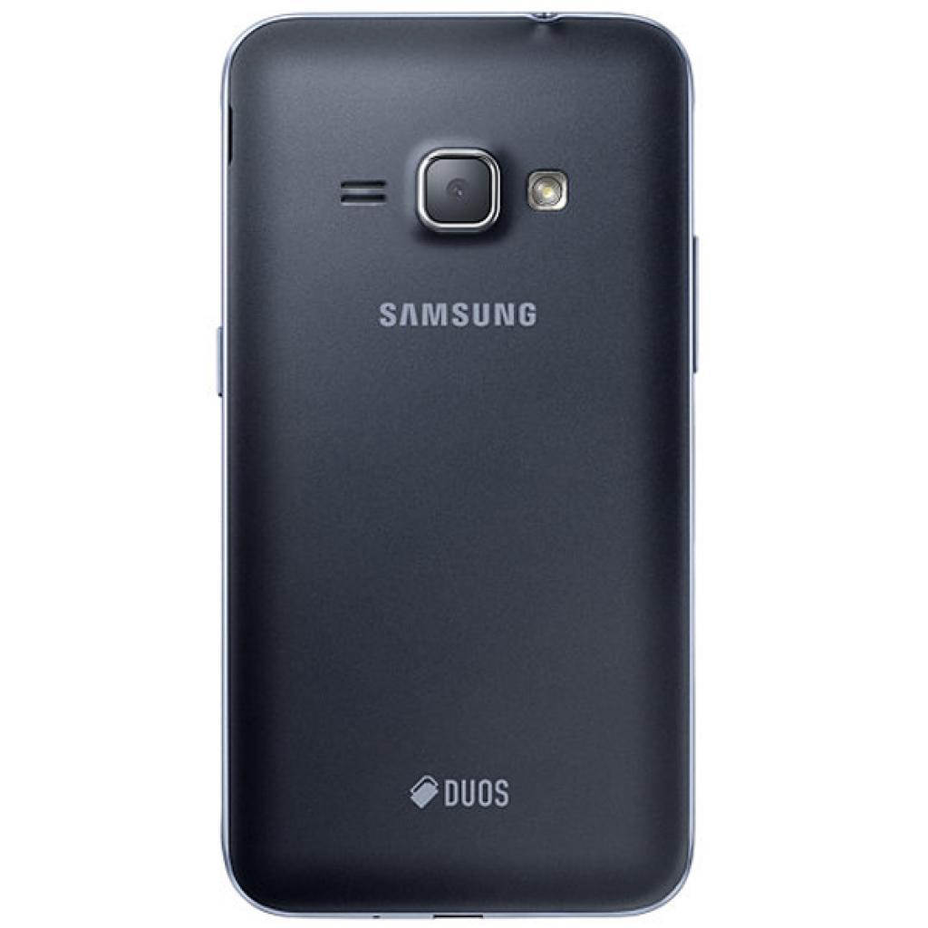 Мобильный телефон Samsung SM-J120H/DS (Galaxy J1 2016 Duos) Black (SM-J120HZKDSEK) изображение 2