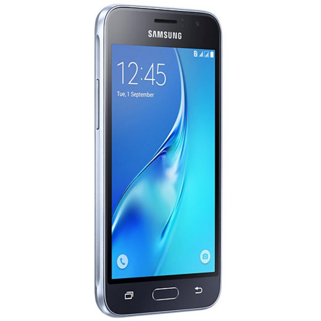 Мобильный телефон Samsung SM-J120H/DS (Galaxy J1 2016 Duos) Black (SM-J120HZKDSEK) изображение 4