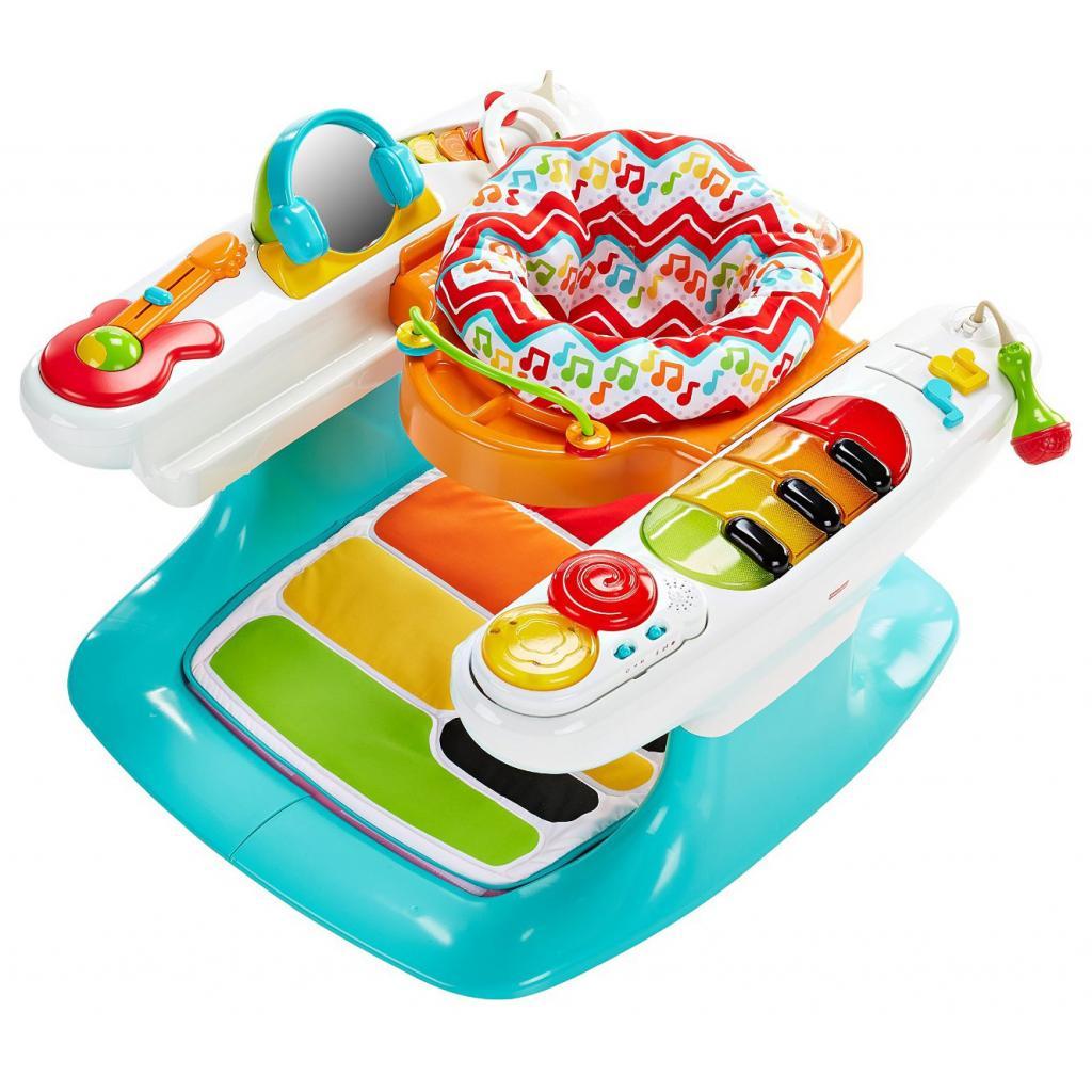 Детский коврик Fisher-Price Играй и розвивайся 4 в 1 (DMR09) изображение 2