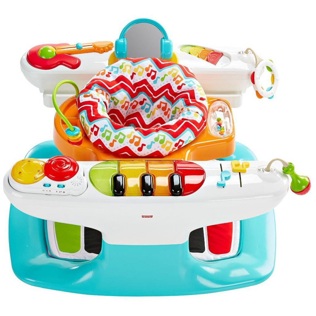 Детский коврик Fisher-Price Играй и розвивайся 4 в 1 (DMR09) изображение 4