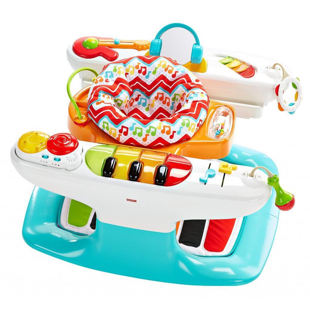 Детский коврик Fisher-Price Играй и розвивайся 4 в 1 (DMR09) изображение 5