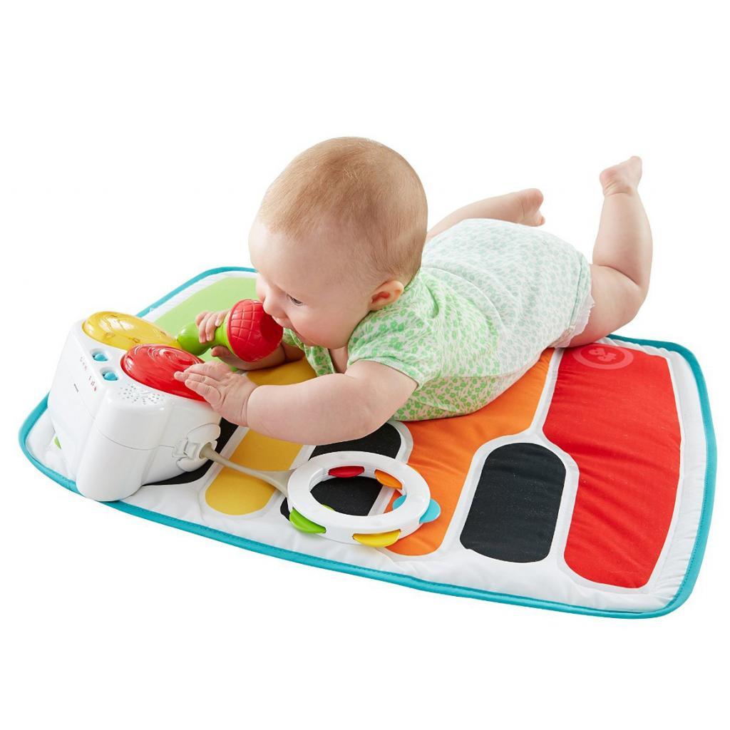 Детский коврик Fisher-Price Играй и розвивайся 4 в 1 (DMR09) изображение 6
