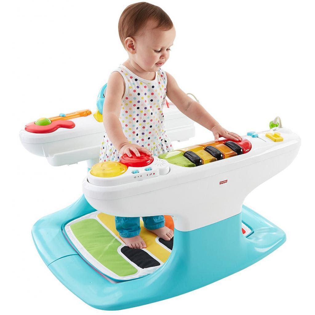 Детский коврик Fisher-Price Играй и розвивайся 4 в 1 (DMR09) изображение 8