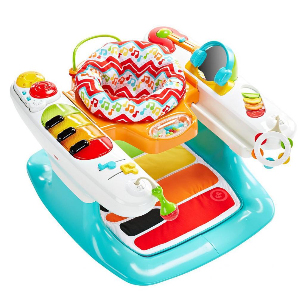 Детский коврик Fisher-Price Играй и розвивайся 4 в 1 (DMR09)