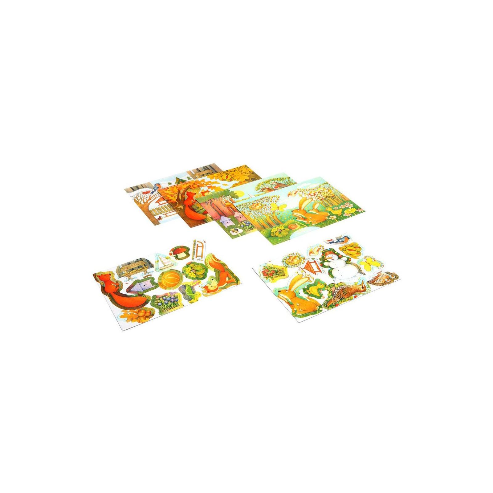 Настольная игра Granna Четыре времени года (82036) изображение 3