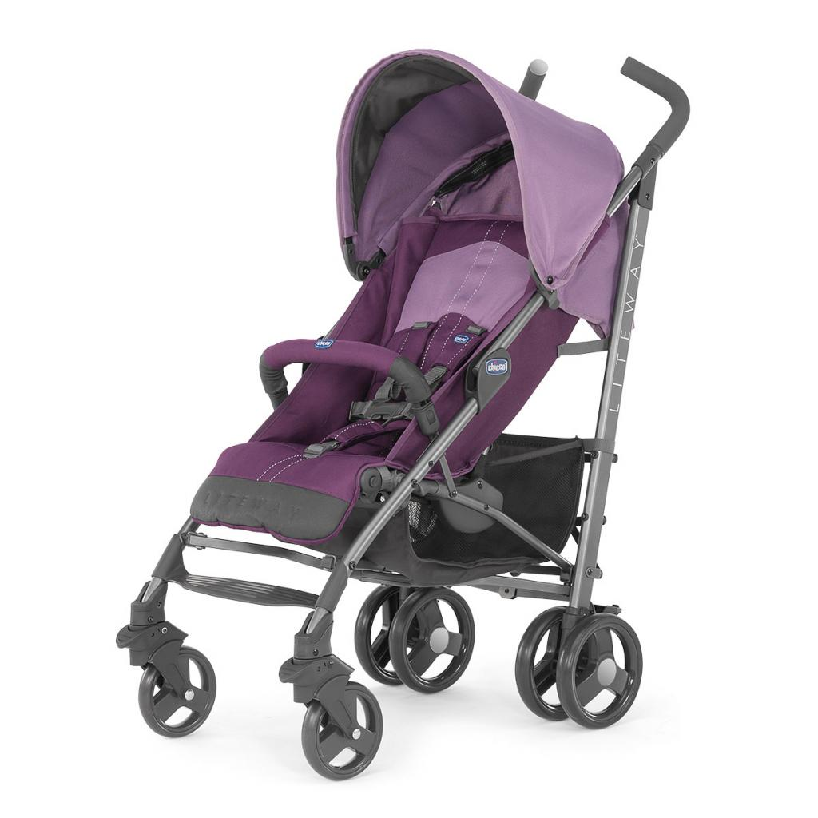 Коляска Chicco Lite Way Top Stroller Purple (79547.35)