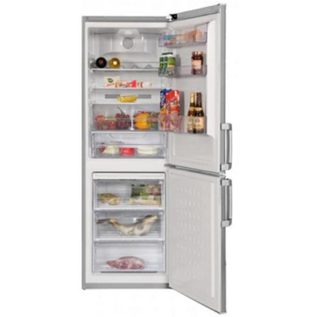 Холодильник BEKO CN232220X изображение 2