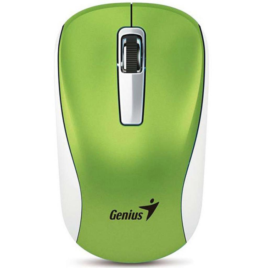 Мышка Genius NX-7010 Green (31030114108) изображение 2