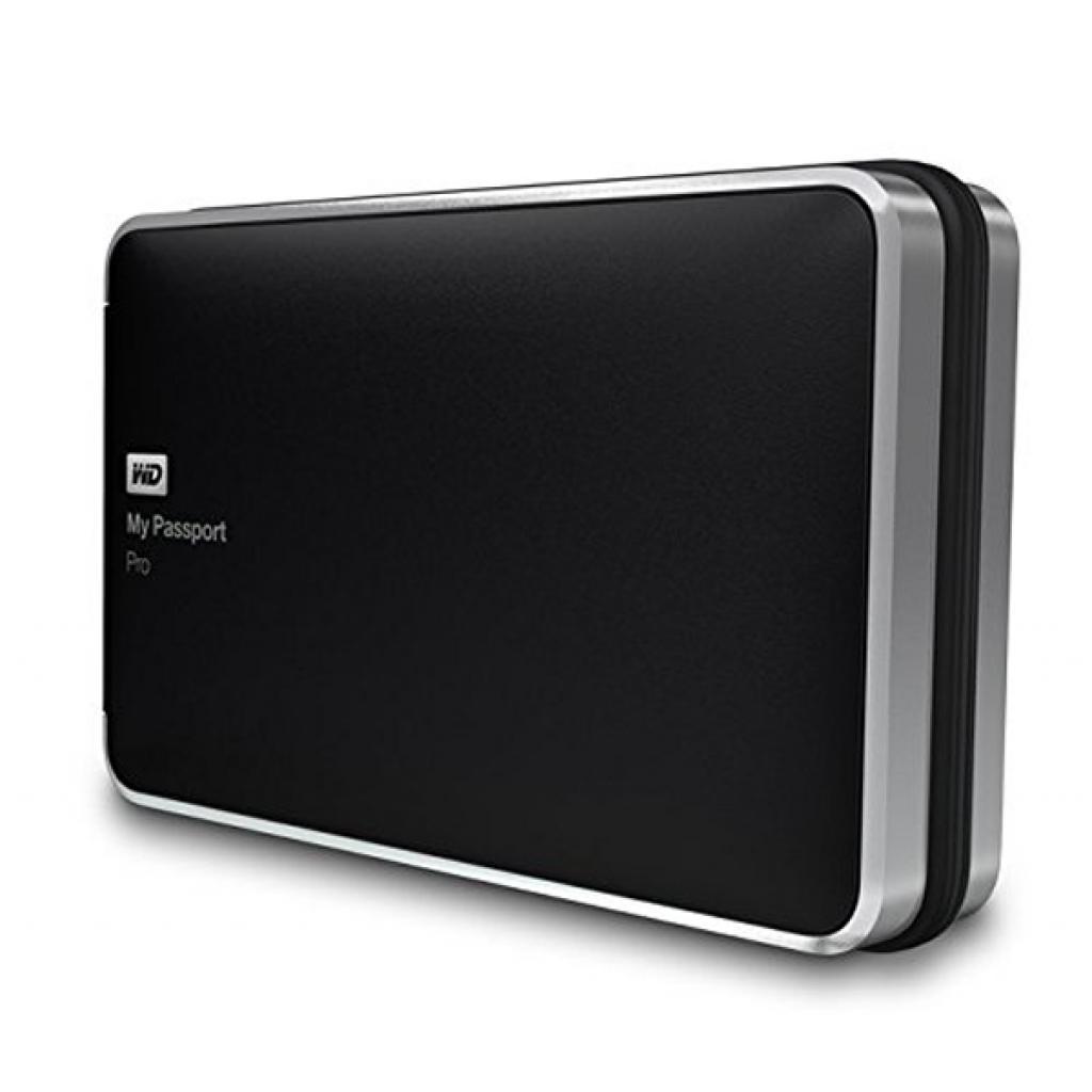 """Внешний жесткий диск 2.5"""" 4TB Western Digital (WDBRNB0040DBK-EESN) изображение 2"""