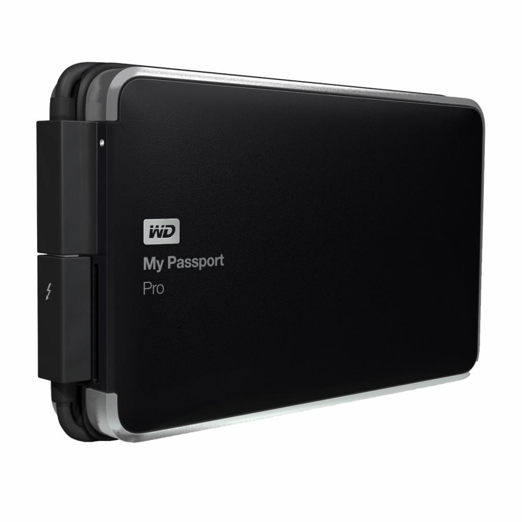 """Внешний жесткий диск 2.5"""" 4TB Western Digital (WDBRNB0040DBK-EESN) изображение 3"""