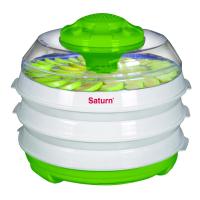 Сушка для овощей и фруктов SATURN ST FP 0112 lime