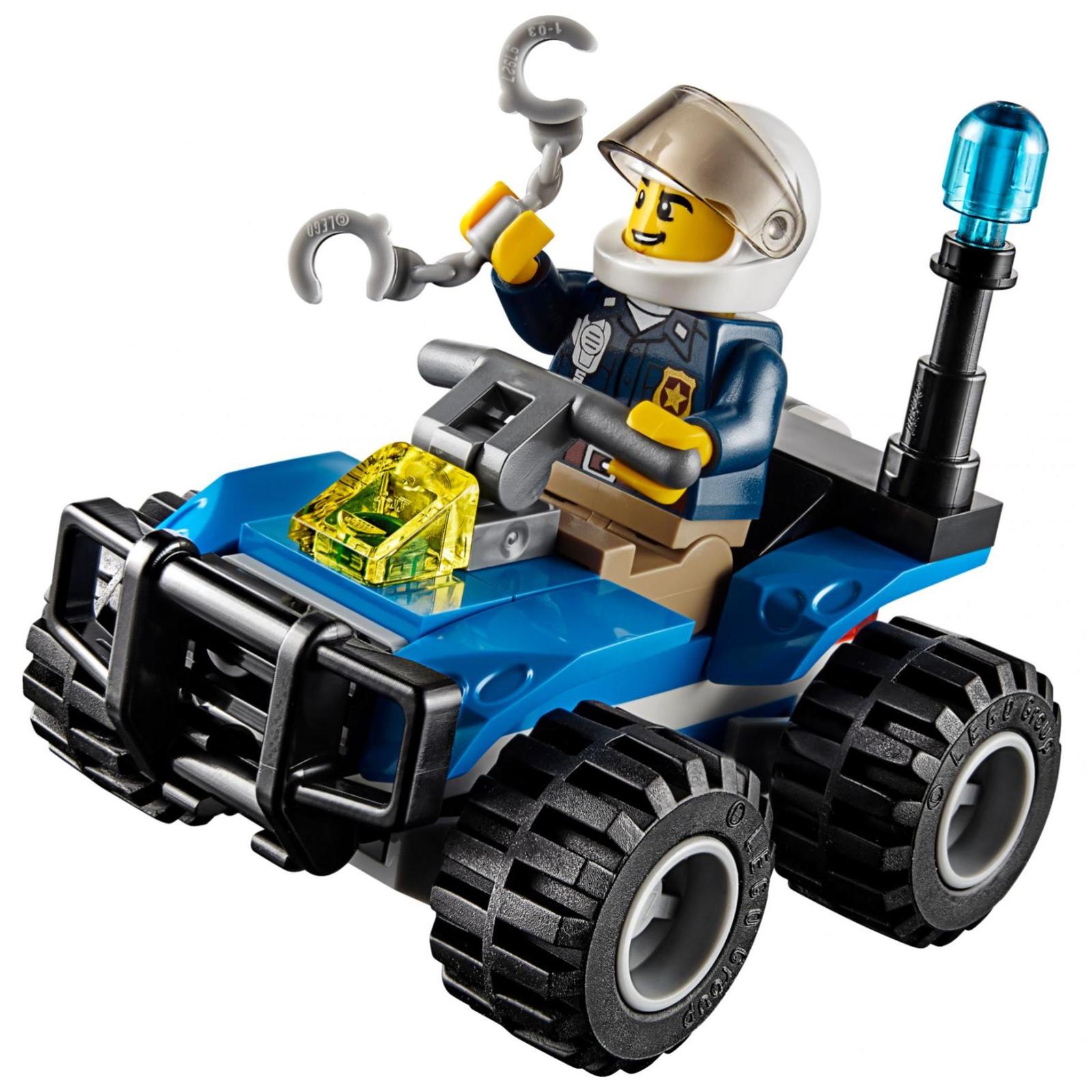 Конструктор LEGO City Police Беглецы в горах (60171) изображение 3