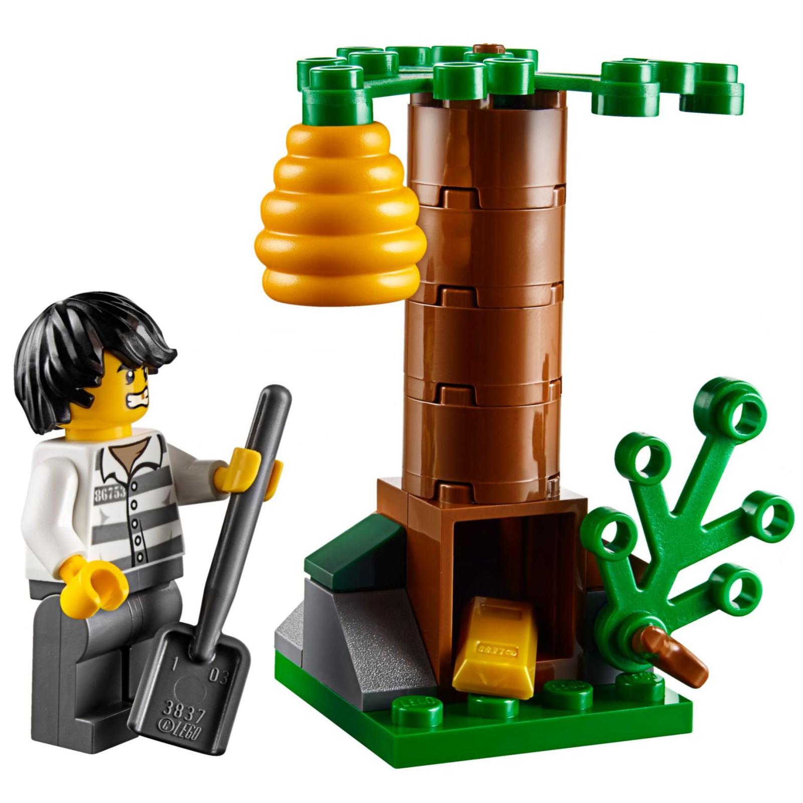 Конструктор LEGO City Police Беглецы в горах (60171) изображение 4