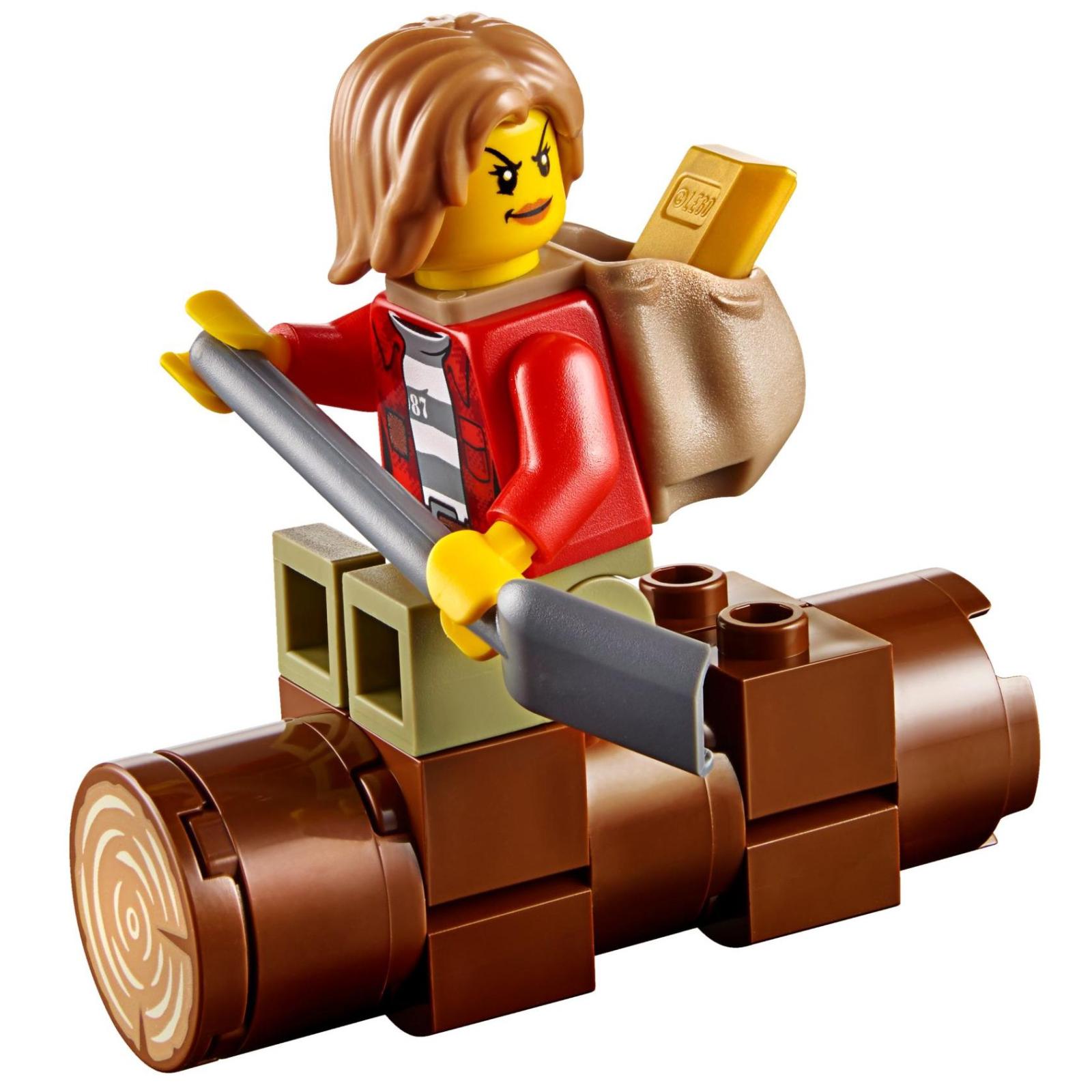 Конструктор LEGO City Police Беглецы в горах (60171) изображение 5