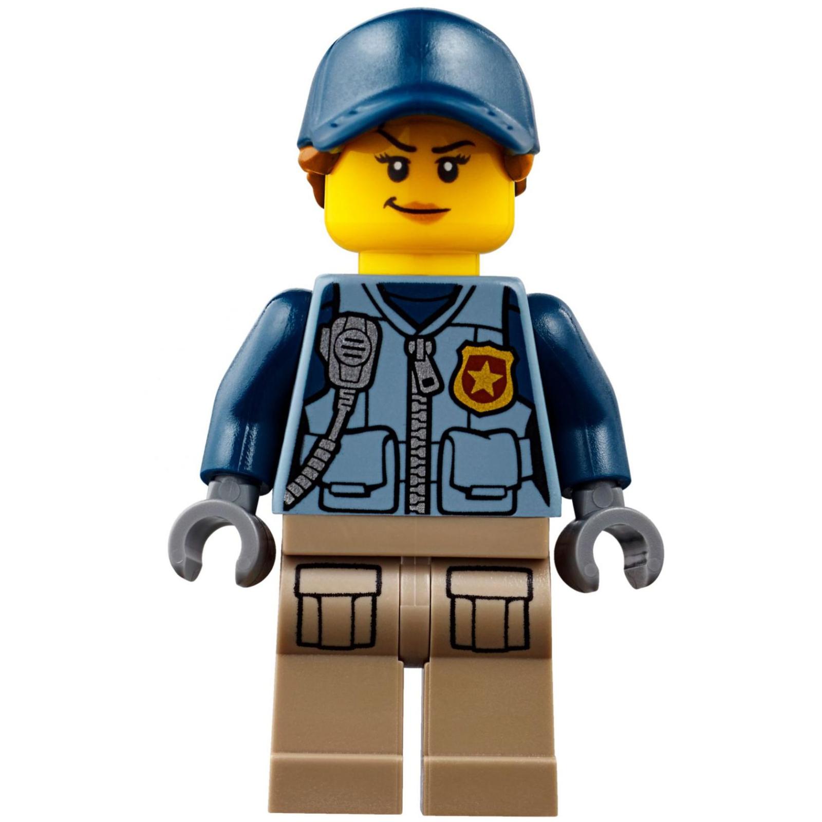 Конструктор LEGO City Police Беглецы в горах (60171) изображение 8